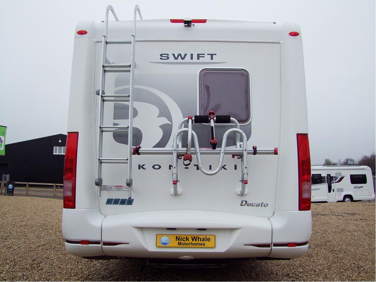 Swift Kontiki 650 Nick Whale Motorhomes