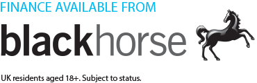 Finance available through Black Horse