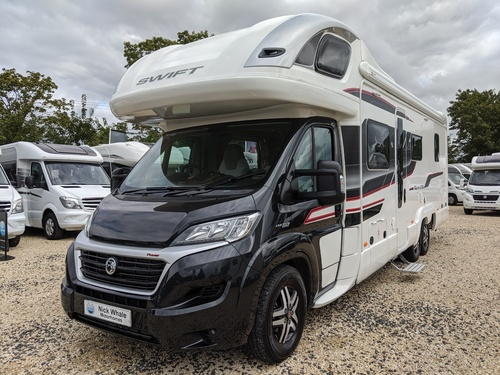 Swift Kon-Tiki 669 Black Edition