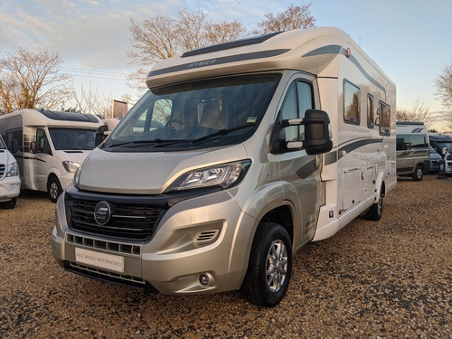 Hymer T 668 CL