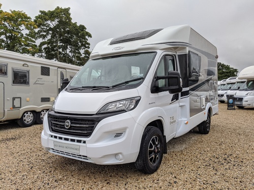 Hymer Carado T132 Emotion