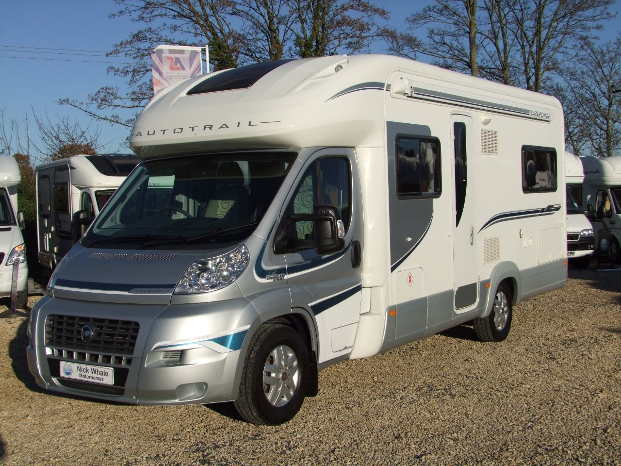Auto-Trail Cherokee SE Ultra Low line