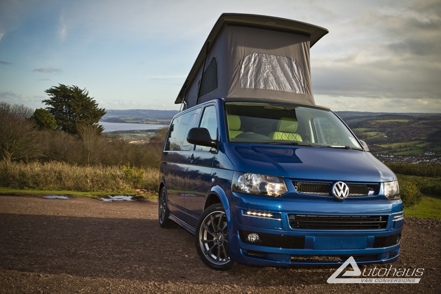 Vw T5 Camper Autohaus Quot Ashton Quot With Full Abt Body Kit