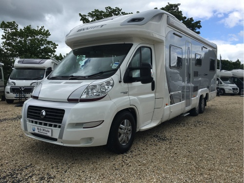 Perfect Nick Whale Motorhomes