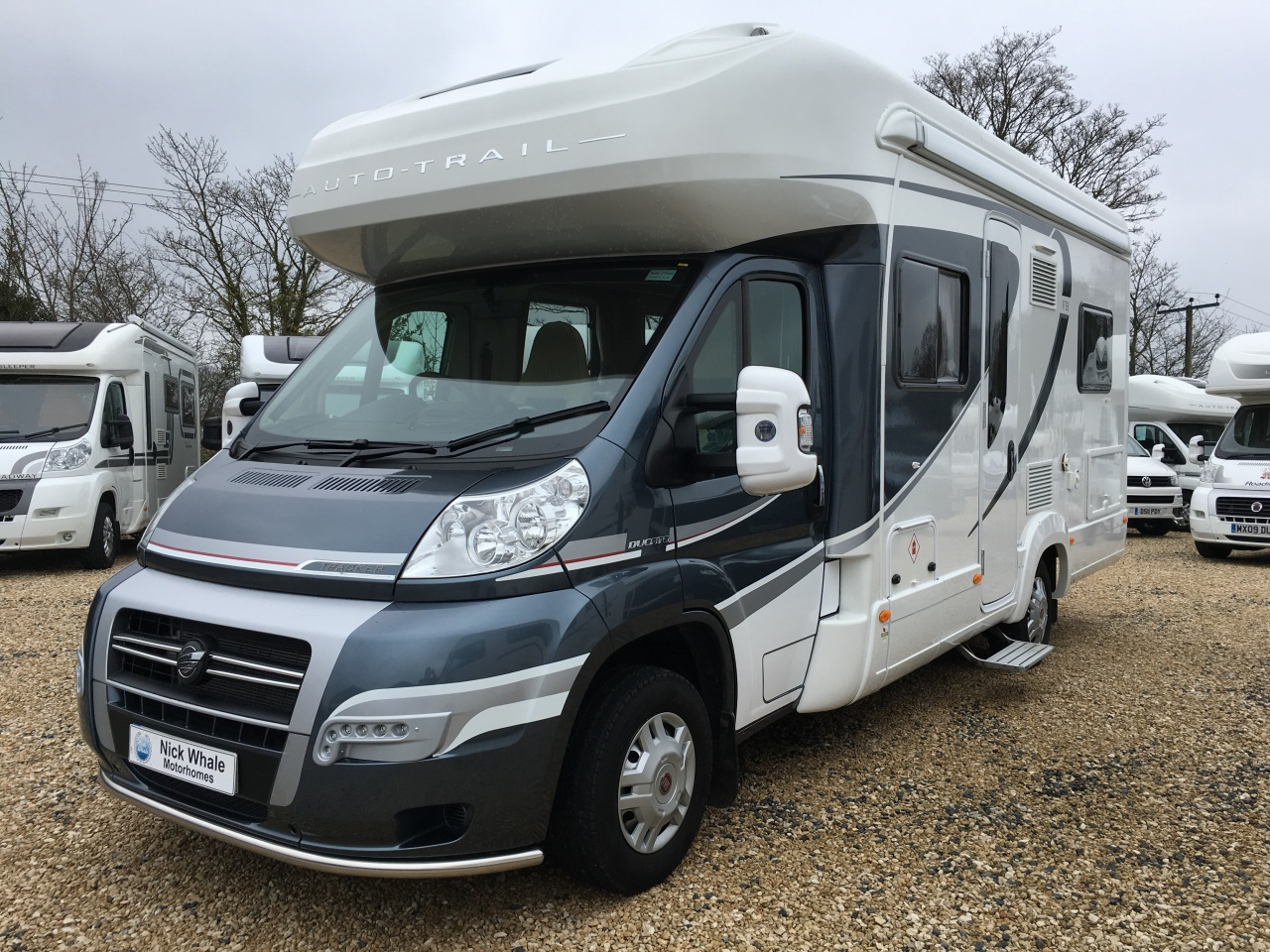 Auto-Trail Tracker FB BWZ